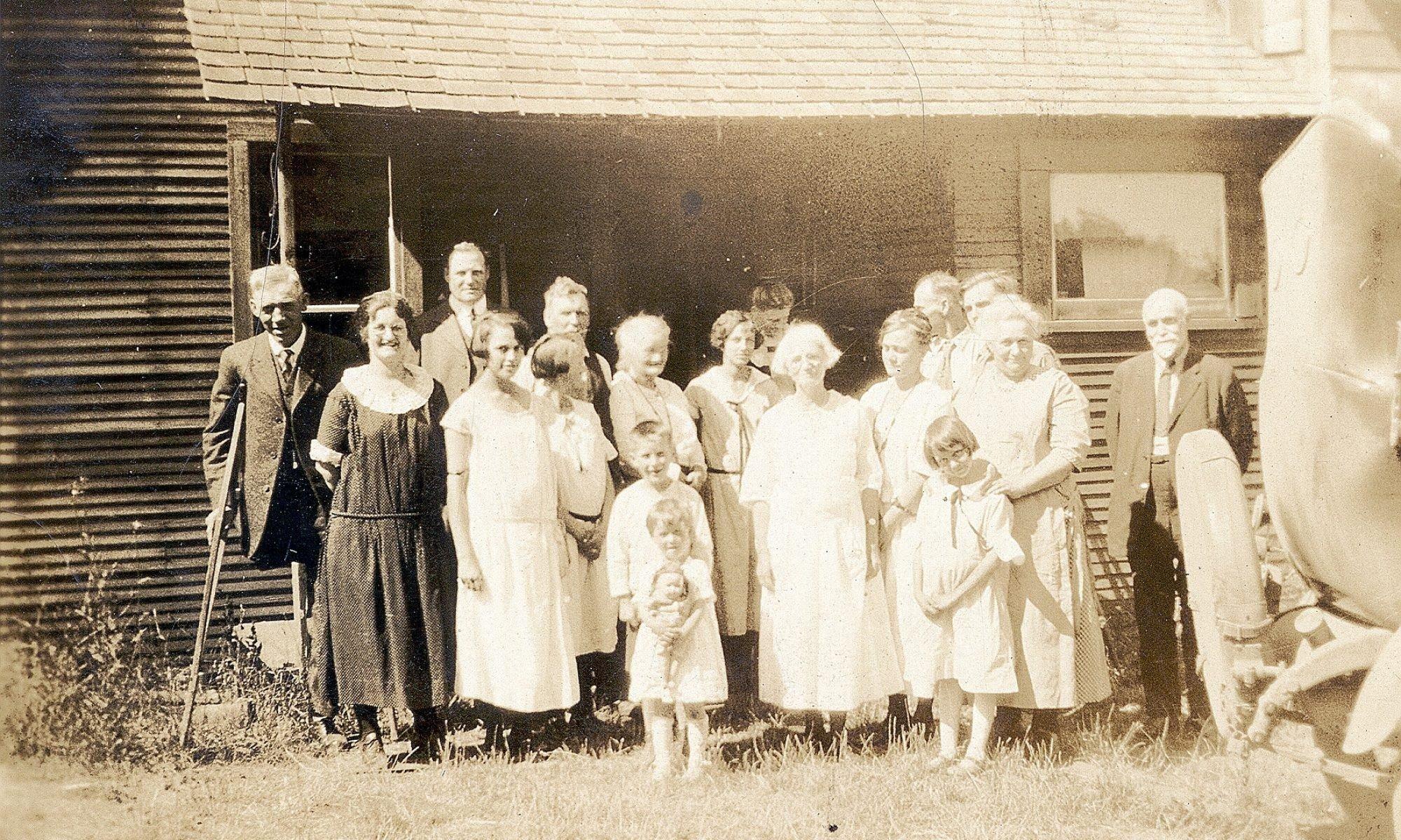 Greg's Family History